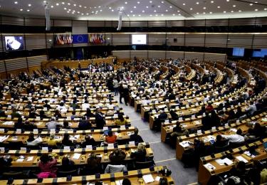 Europees Parlement stemt voor resolutie uitfasering kooisystemen in de veehouderij