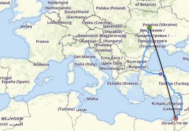 H5N8 duikt 2000 km zuidelijker op in Israël