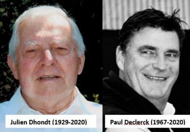 In memoriam Julien Dhondt – Paul Declerck