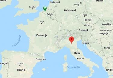 Laag pathogene vogelgriep in Italië